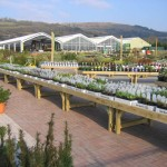 garden centre construction